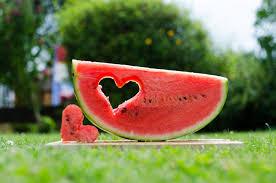 hart en meloen